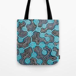 Life Lines Tote Bag