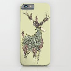Beautiful Deer Old iPhone 6s Slim Case