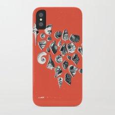 shells Slim Case iPhone X