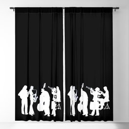 Jazz Blackout Curtain