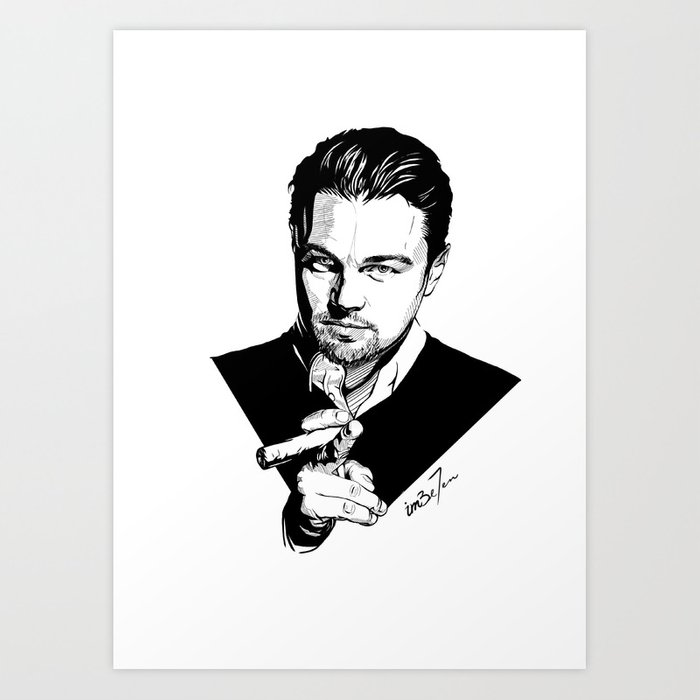 Cheers to the ones who dounted me. Art Print
