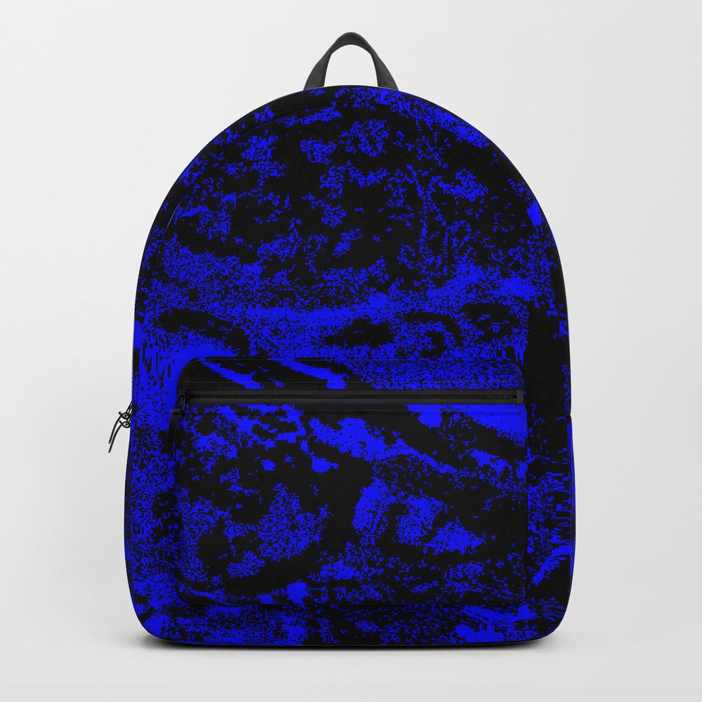 Blu Backpack by Ebecca_ray BKP9231777