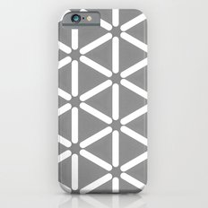 Wildeman Grey Pattern iPhone 6s Slim Case