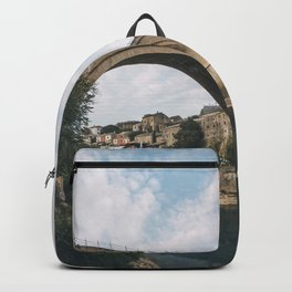 Mostar, Bosnia and Herzegovina Backpack