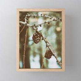 Symbols Of Earth Framed Mini Art Print