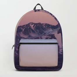 Mount Saint Helens at dusk Backpack