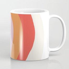 moab, canyon stripes Coffee Mug