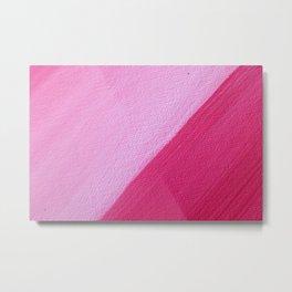 Pink Shades Metal Print