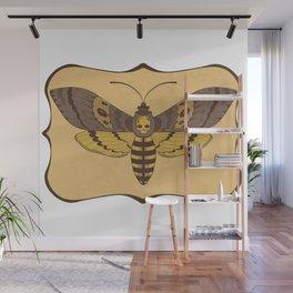 Death's Head Moth  Wall Mural