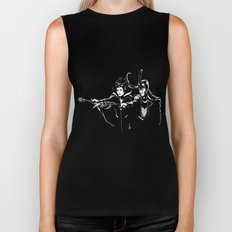 Dark Fiction Biker Tank