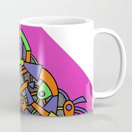 - the partial mask - Coffee Mug