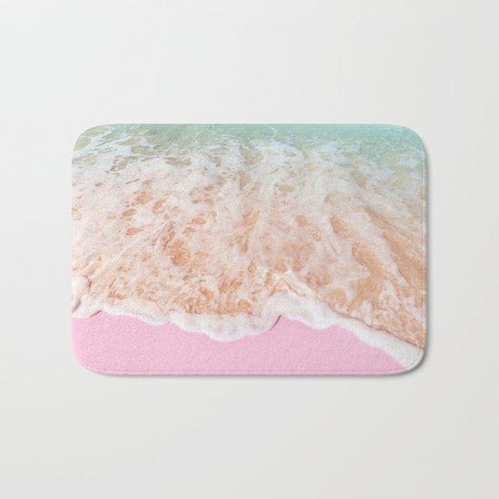PINK SAND Bath Mat