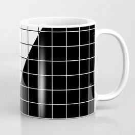 Minimal Geometry Coffee Mug