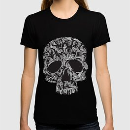 Sex kill you everyday (SKULL) T-shirt