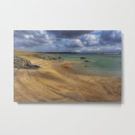 Dream Beach Metal Print