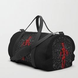 Deadpoo Ninja Hero Duffle Bag