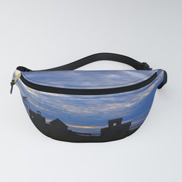 Play Area at Dusk Fanny Pack