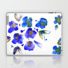 Ghost Violets Laptop & iPad Skin