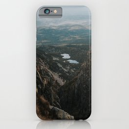 Giant Mountains - Landscape and Nature Photography iPhone Case