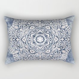 SERENITY MANDALA Rectangular Pillow