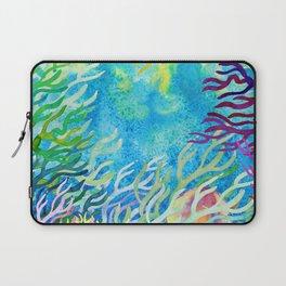 Underwater seaweed Laptop Sleeve