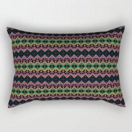 Ethnic ornament 25 Rectangular Pillow