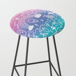 all these things that I love Bar Stool