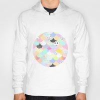 sprinkles Hoodies featuring Ice Cream & Sprinkles by Holly Ent