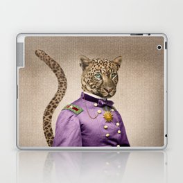 Grand Viceroy Leopold Leopard Laptop & iPad Skin