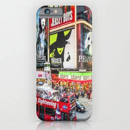 Times Square II Special Edition II iPhone Case
