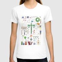 swedish T-shirts featuring swedish midsummer by N Li