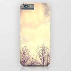Her Bare Branches Waited for Spring Slim Case iPhone 6s
