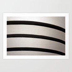 Guggenheim Art Print