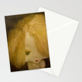 Vintage Doll Stationery Cards