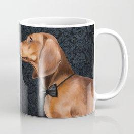 Elegant dachshund. Coffee Mug