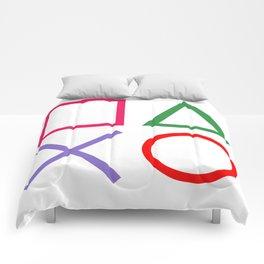 Gamer - Retro Comforters