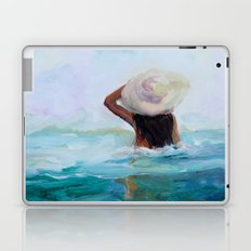 Private Beach Laptop & iPad Skin