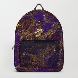 The Edge of Greed Backpack