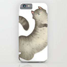 Happy Kitty iPhone Case