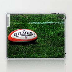 Rugby Time Laptop & iPad Skin