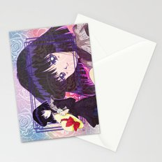 Hotaru Tomoe Roses Version Stationery Cards