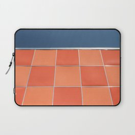 check it out ! mid century facade Laptop Sleeve