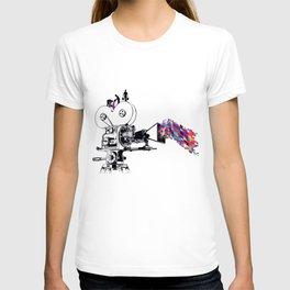 movie maker T-shirt