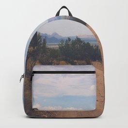 Down Desert Roads Backpack