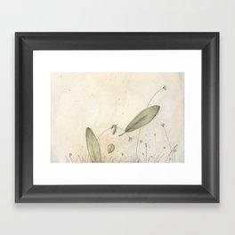 Air, 2018 Framed Art Print