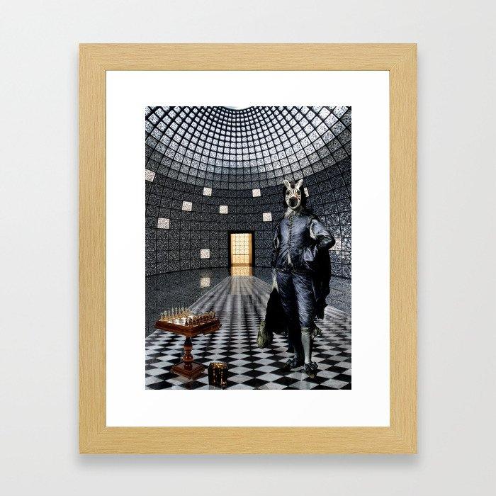 Meme #11 Framed Art Print