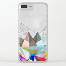Colorflash 3 Clear iPhone Case