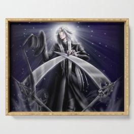 Saint Undertaker Serving Tray