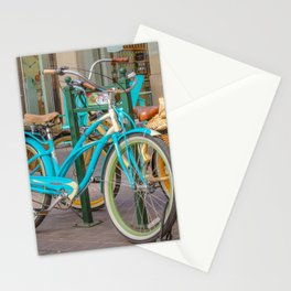 parked Stationery Cards