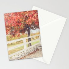 Autumn at the Orchard Stationery Cards